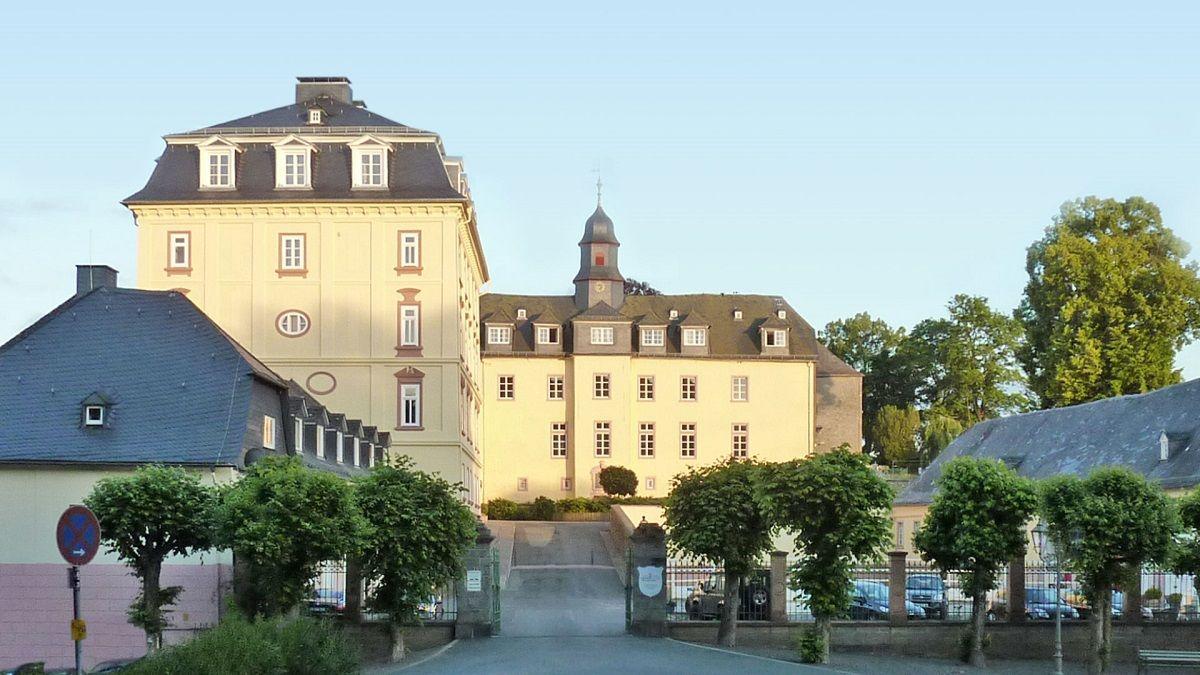 Schloss Wittgenstein Schule: Интенсивный курс немецкого языка