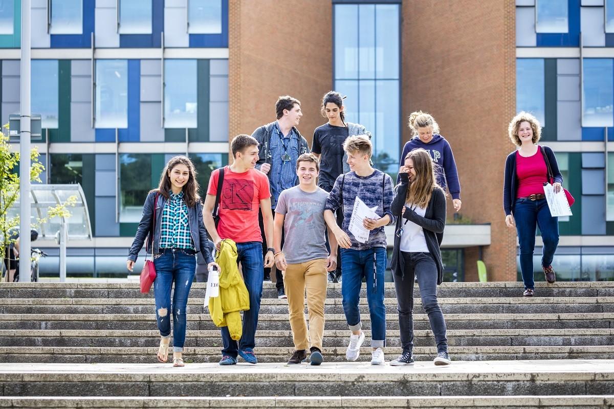 University of Sussex: Английский для будущего