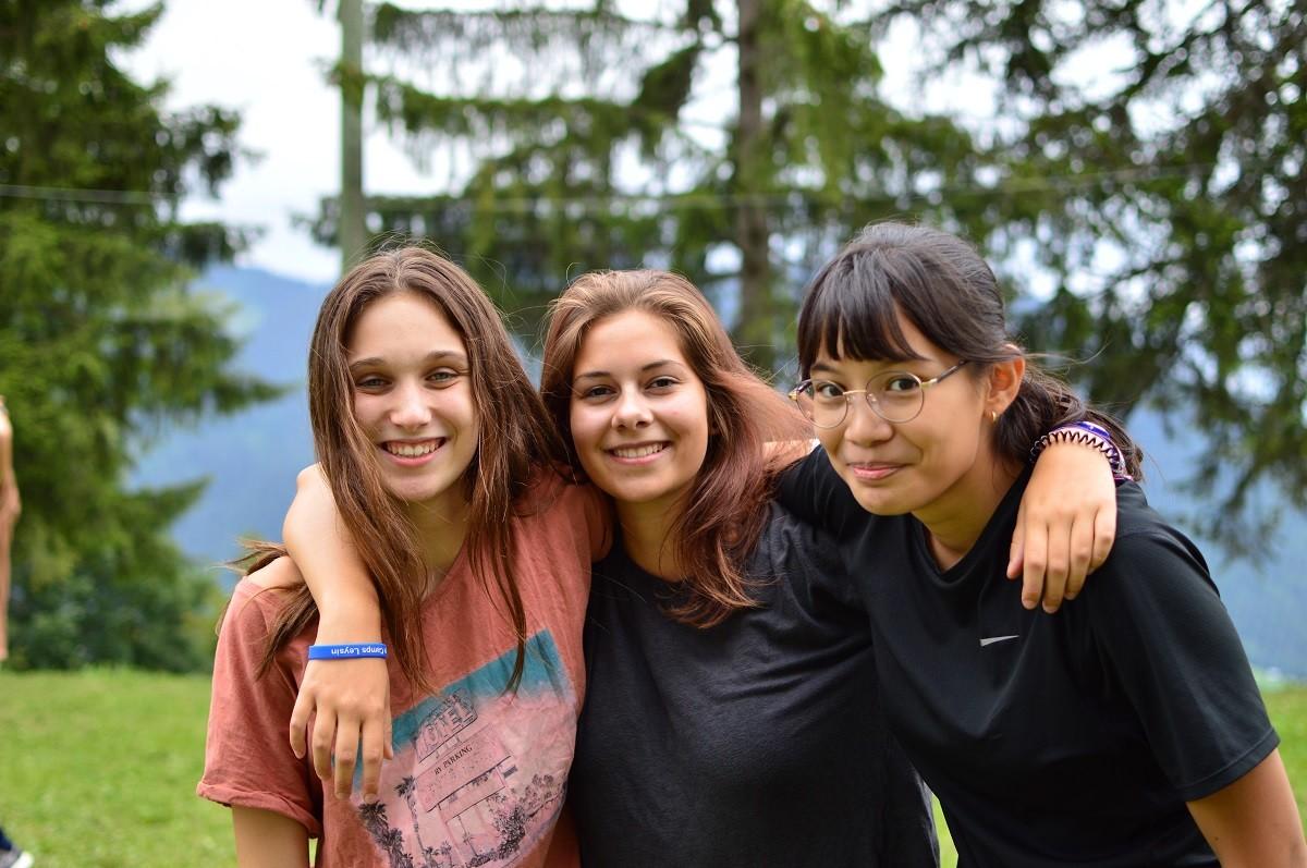 Village Camp in Switzerland: Французский язык + отдых