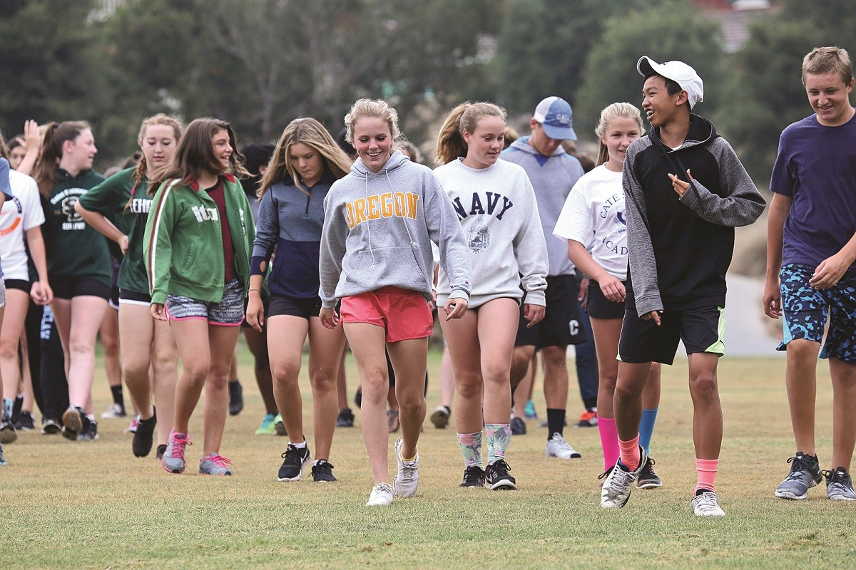 Cate Summer Camp: Академия спорта, приключений, путешествий, Мини-Академия