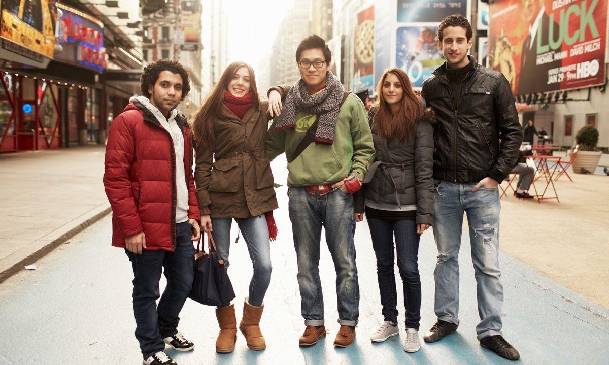 EC New York: Общий и интенсивный английский