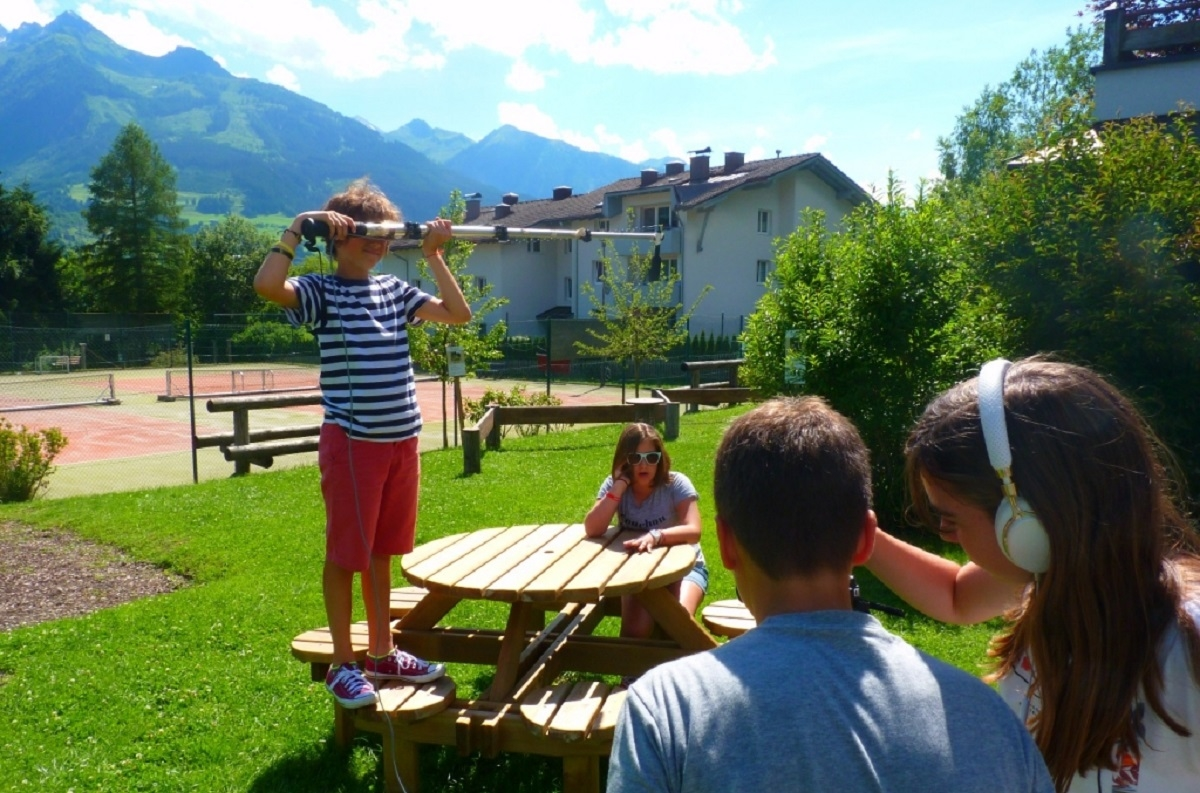 Adventure Camps in Austria: Киноакадемия