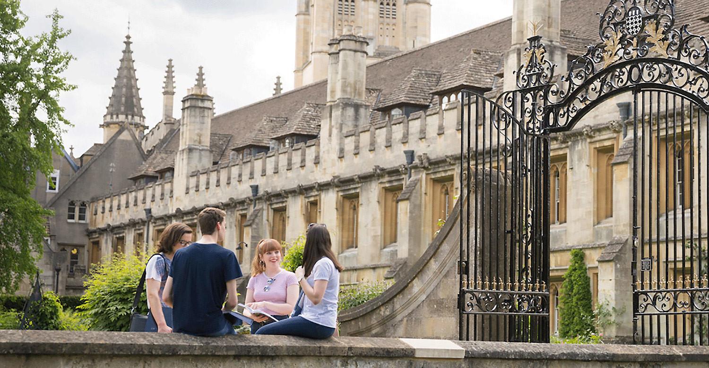 Oxford Academy: Летняя школа английского языка