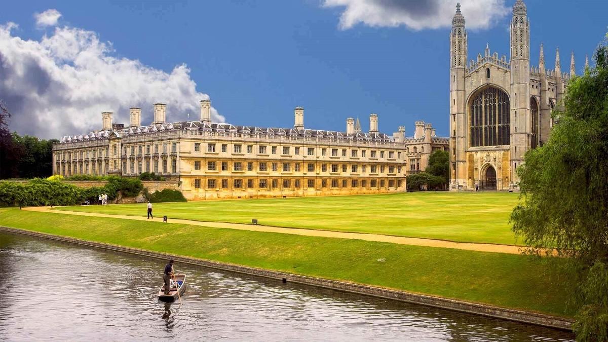 University of Cambridge: Новые перспективы