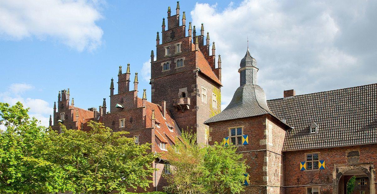 Schloss Heessen: Немецкий язык + отдых