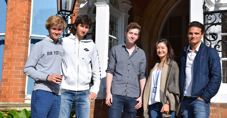 St. Clare's College: интенсивный курс английского языка