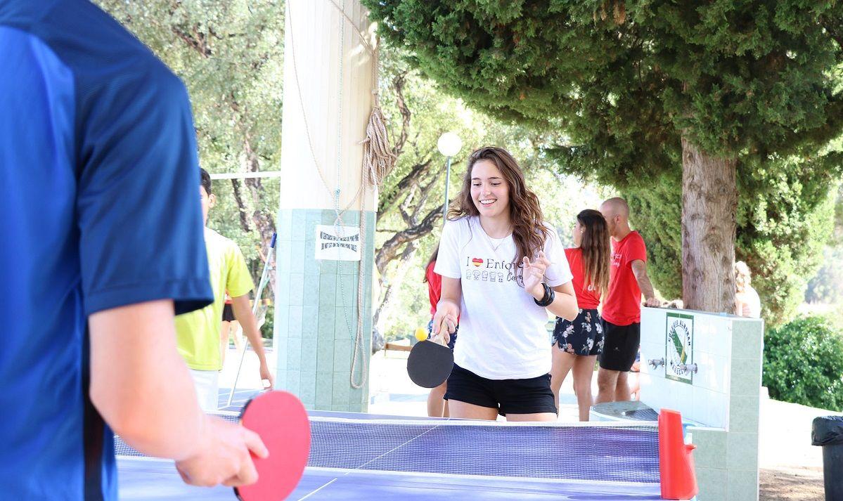 Las Chapas – Marbella: летний лагерь