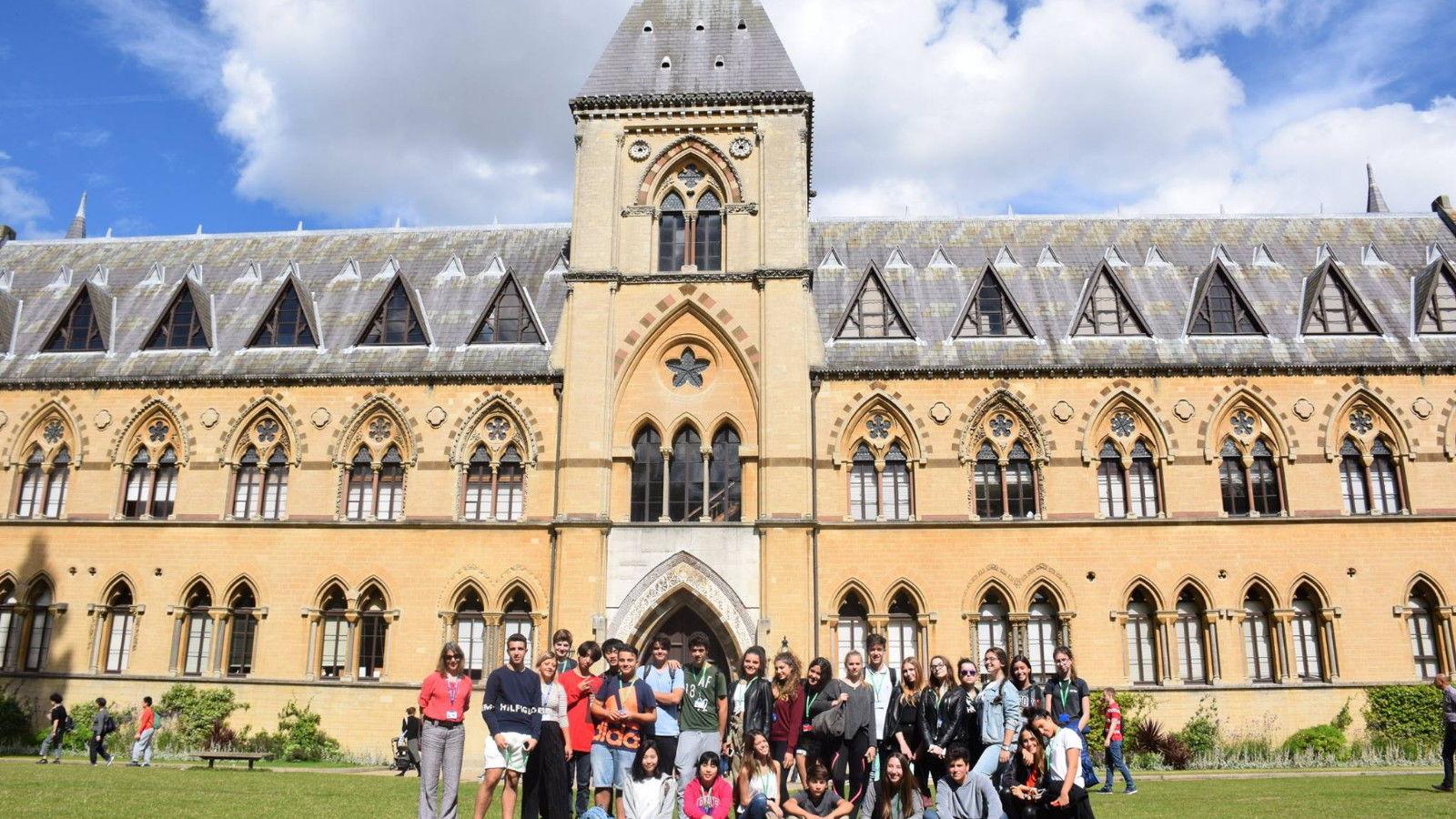 St. Clare's College: интенсивный английский