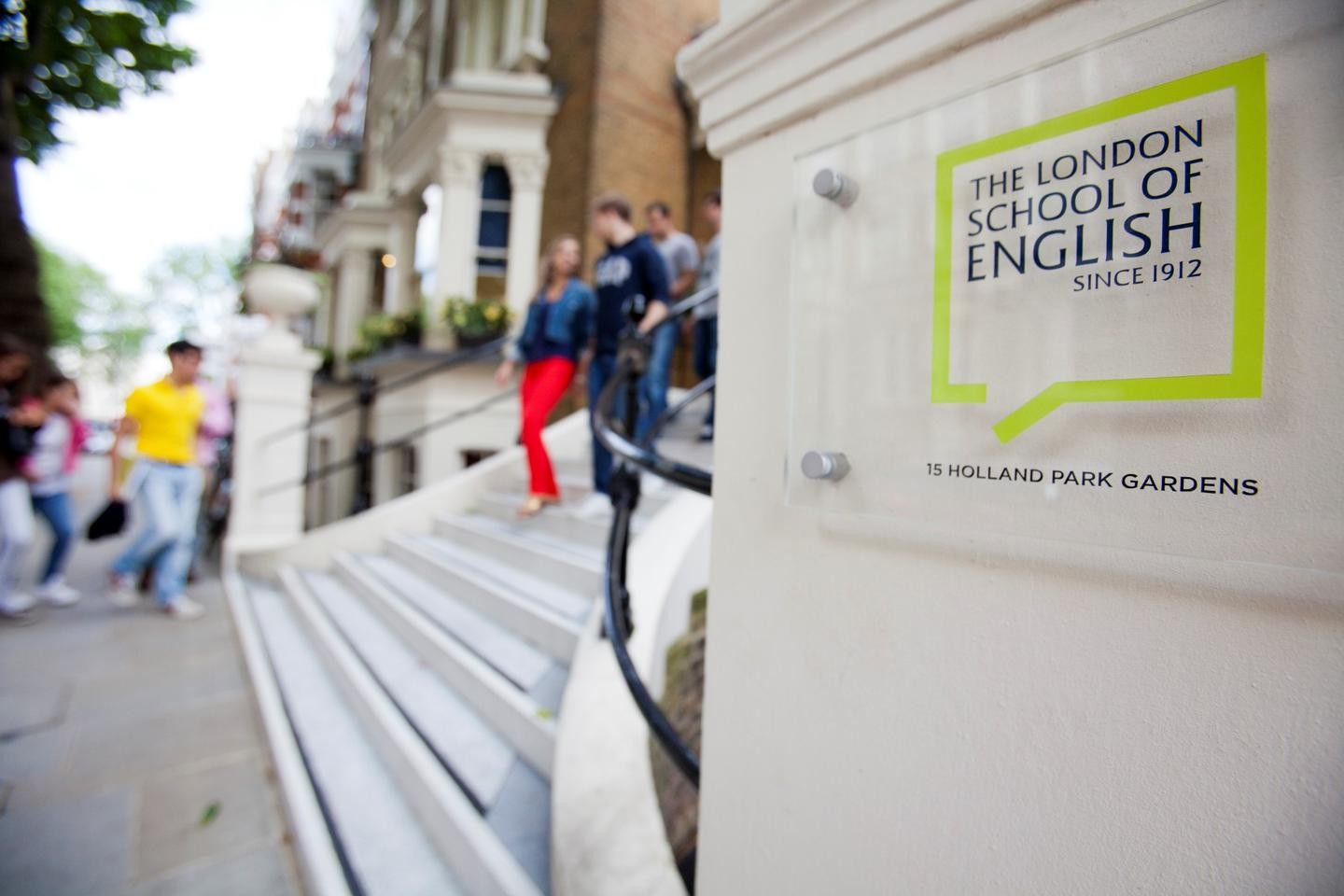 The London School of English (London): Английский язык для банковской сферы