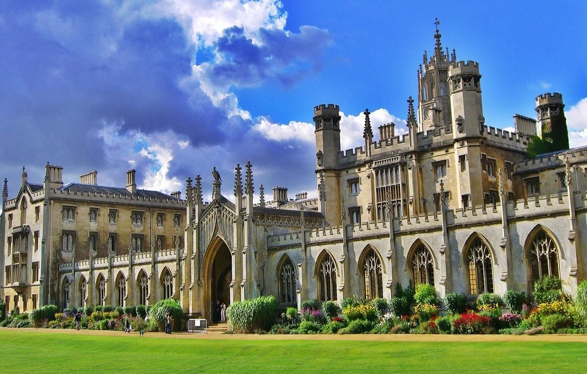 Cambridge University: Программа по архитектуре