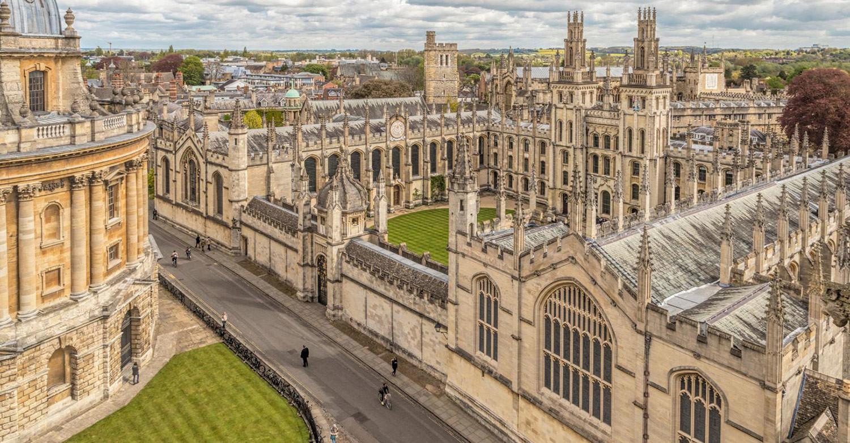 Oxford University: Академические предметы