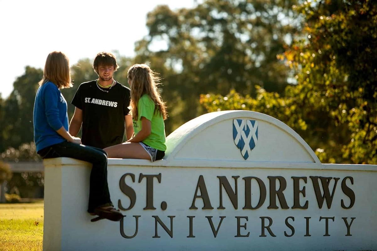 St. Andrews Universiry: Подготовка к поступлению в медицинский колледж