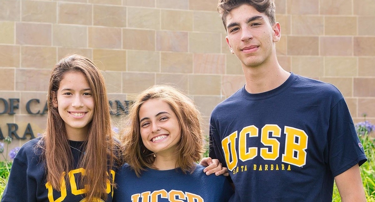 University of California, Santa Barbara: Английский язык + отдых