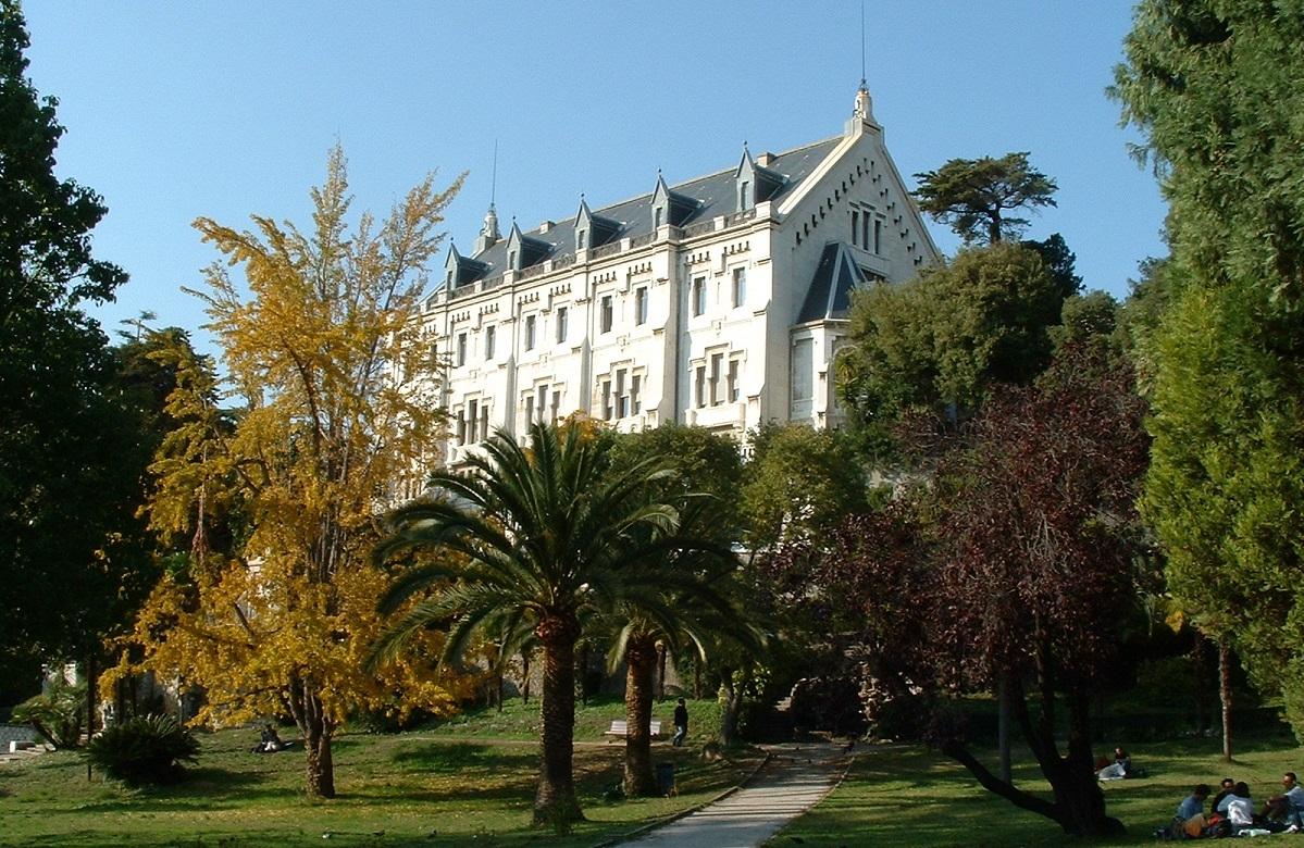 University of Nice: Французский + курс по выбору