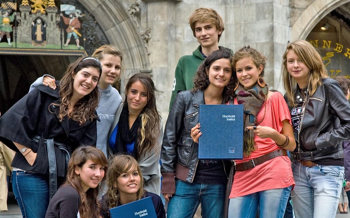 Humboldt Institut Munich: Интенсивный курс немецкого языка