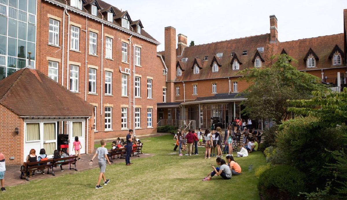 St. Mary's School: Английский язык и академические открытия