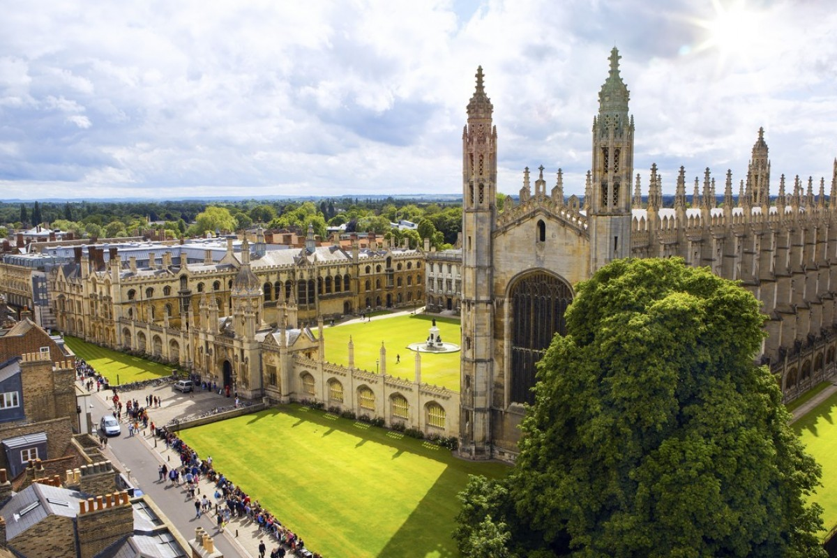 Cambridge University: Расширяя горизонты