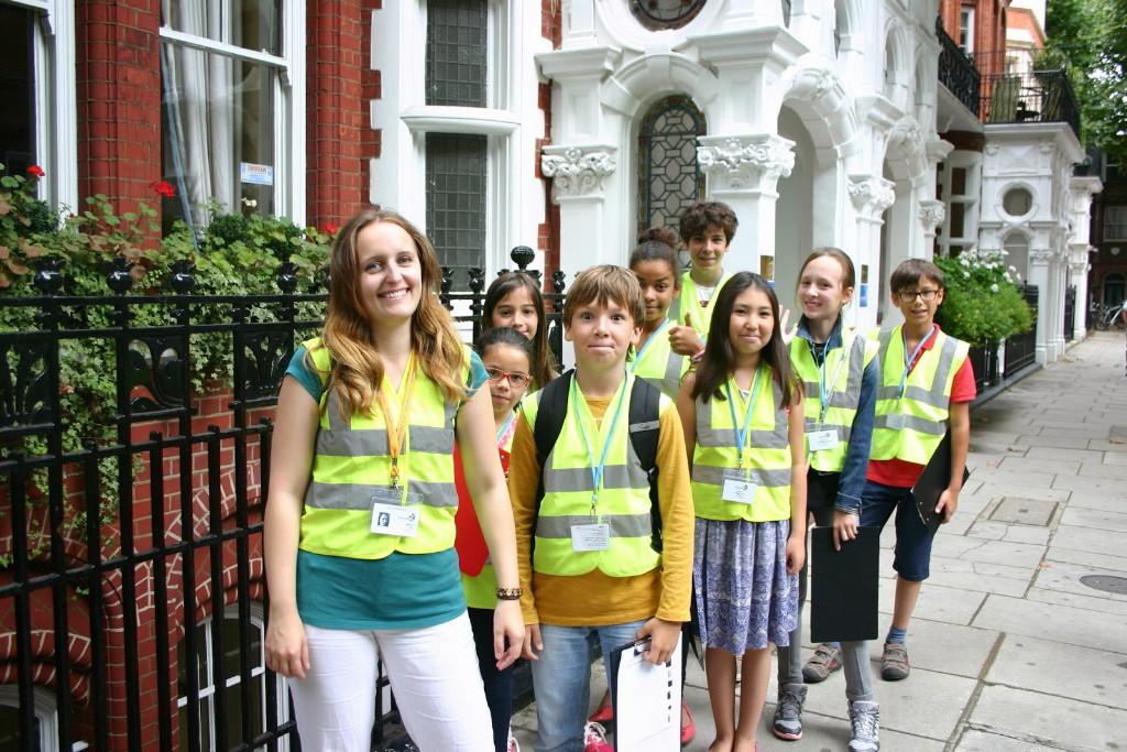 Discovery Summer London: Дневная программа английского языка