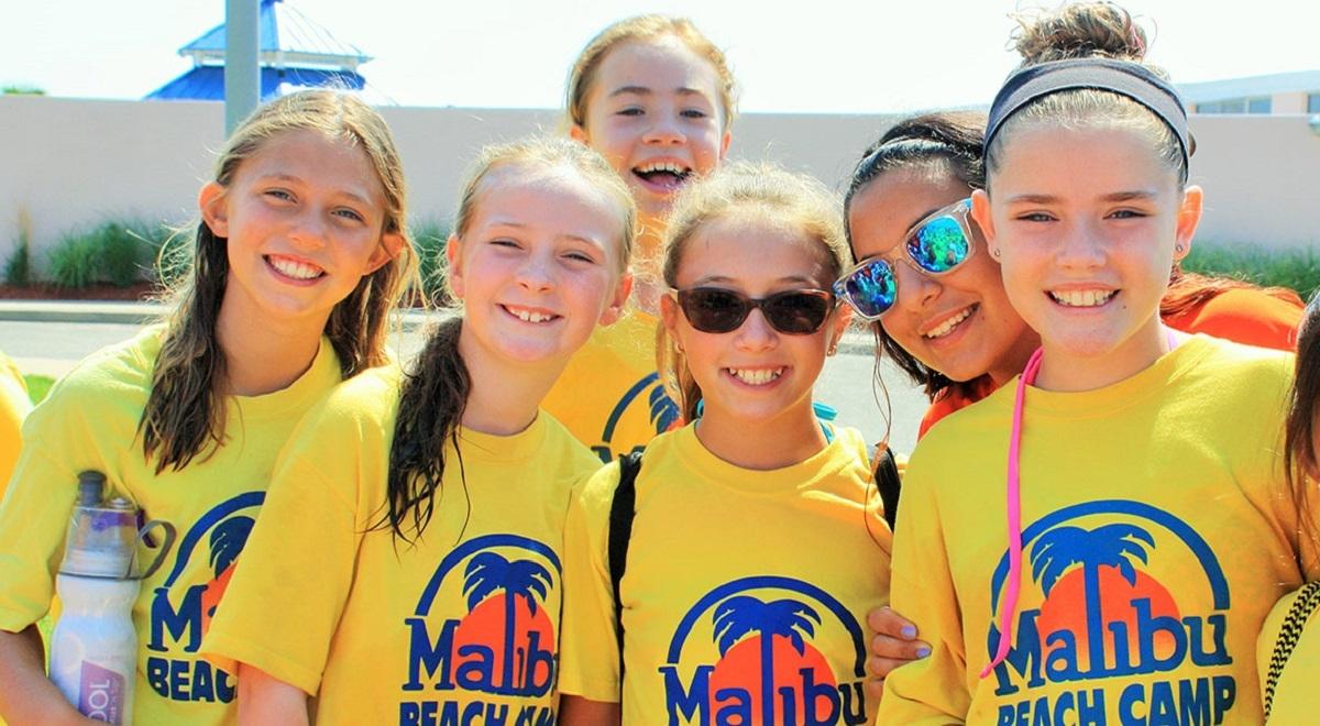 Malibu Summer Camp: Подготовка к университету