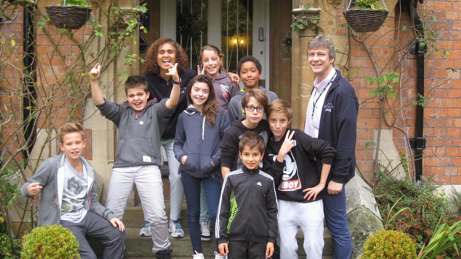 OISE Sherbourne Priors: английский язык + отдых и экскурсии