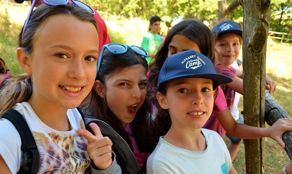 Italian Summer Camp: Римские каникулы, Дневная программа
