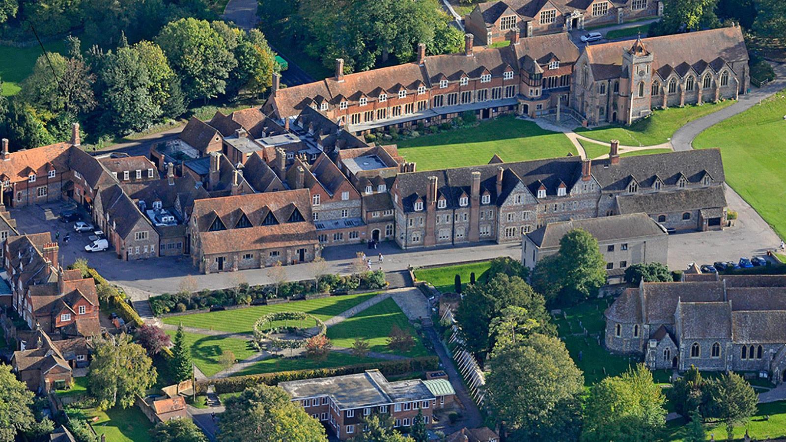Bradfield College: Английский + отдых