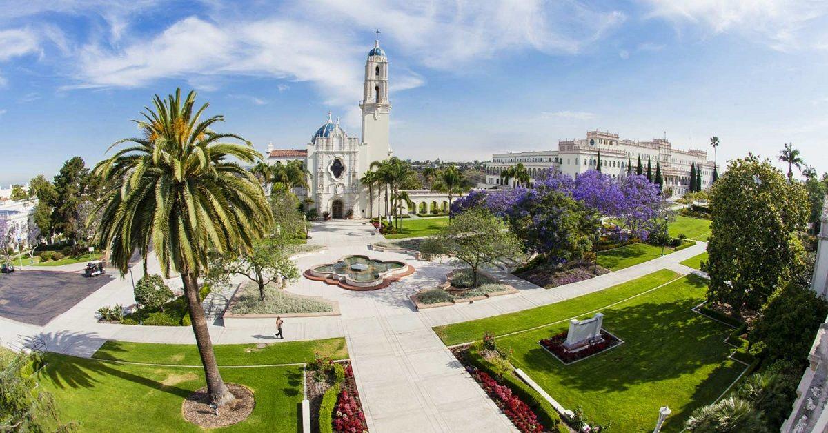 University of San Diego: Английский + спорт и отдых