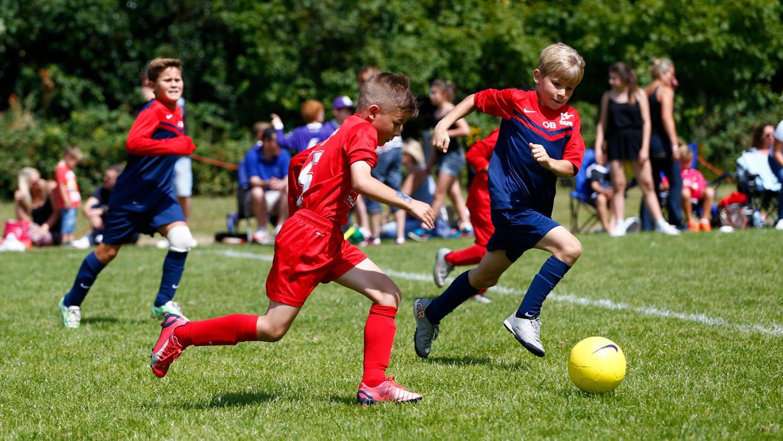 Nike Football Camp  в Lancing College : Летний футбольный лагерь