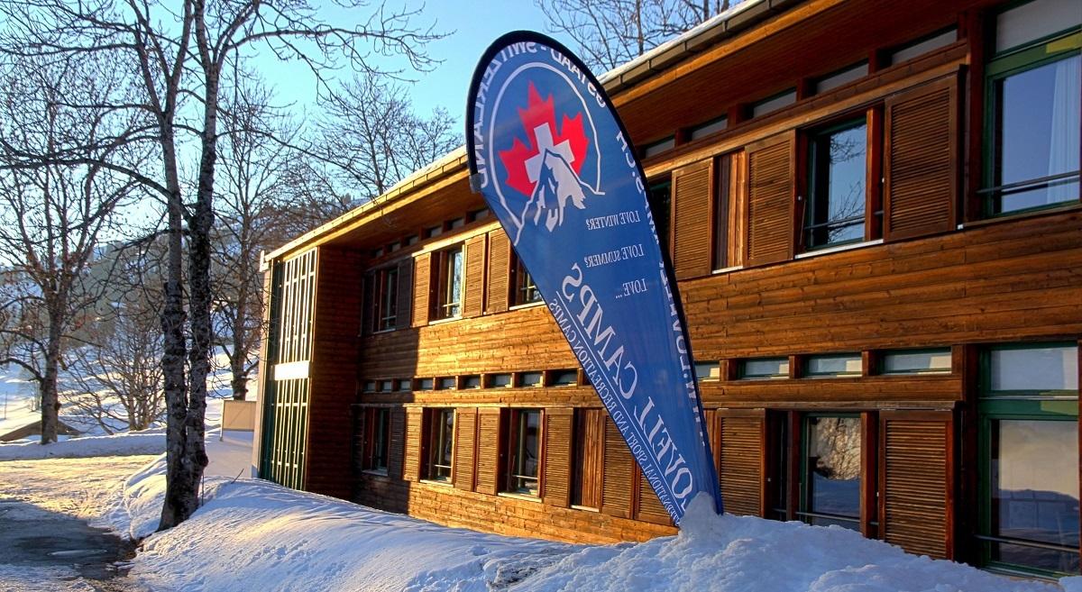 Lovell Camps: Горные лыжи / сноуборд в Гштааде