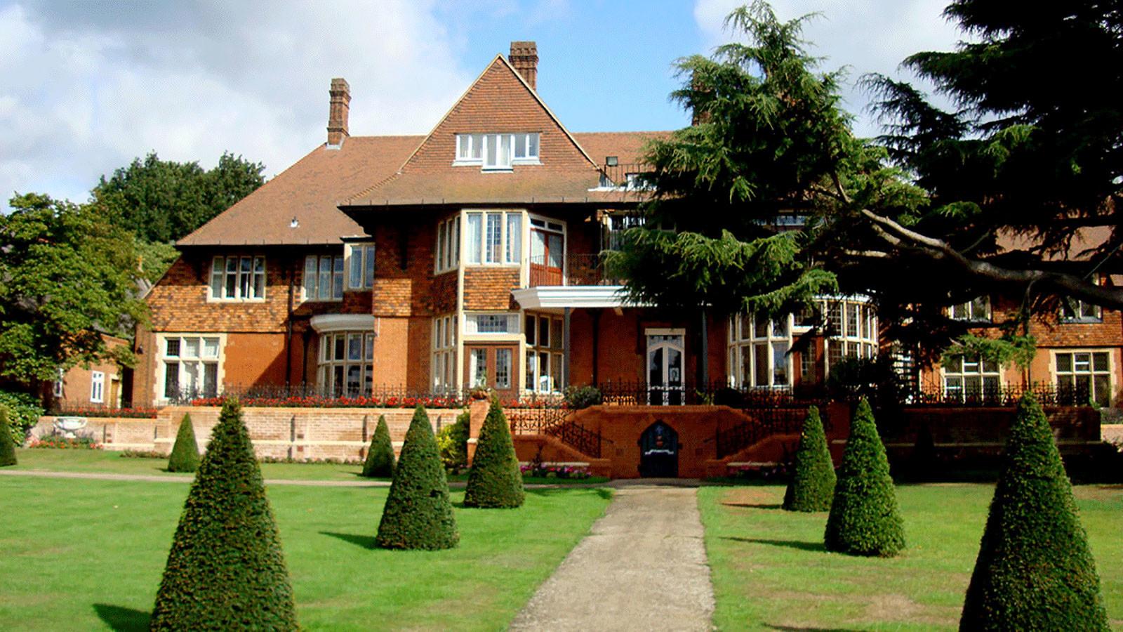 Marymount International School: Интенсивный английский