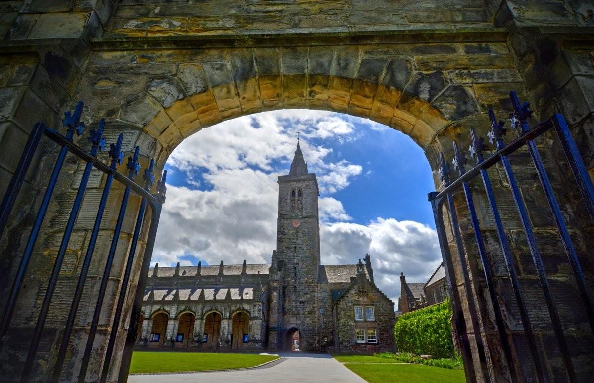 St. Andrews Universiry: Инженерия, архитектура