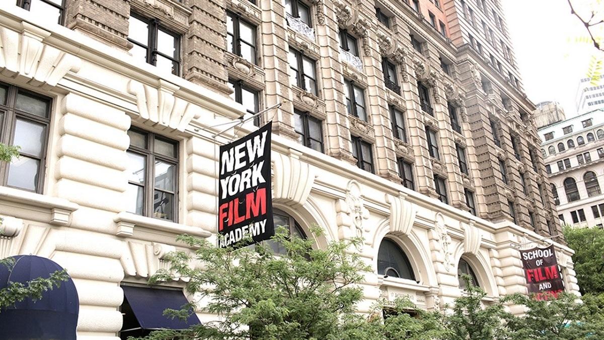 New York Film Academy: 3D-анимация