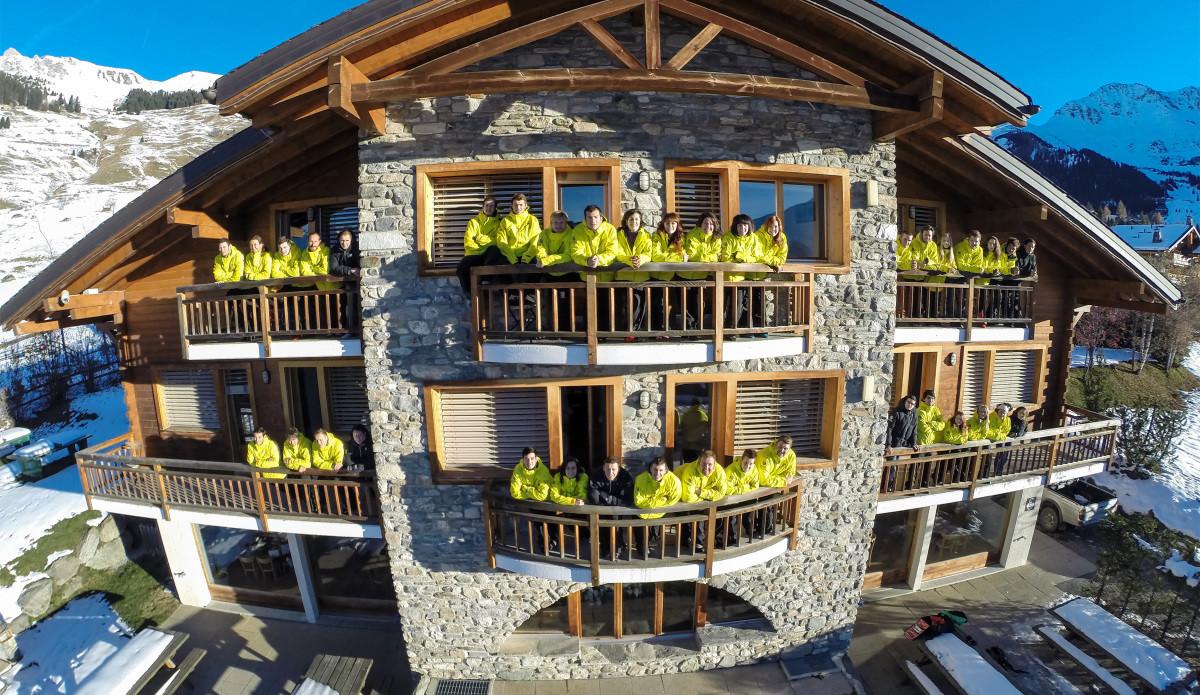 Les Elfes Camp: Весна в горах