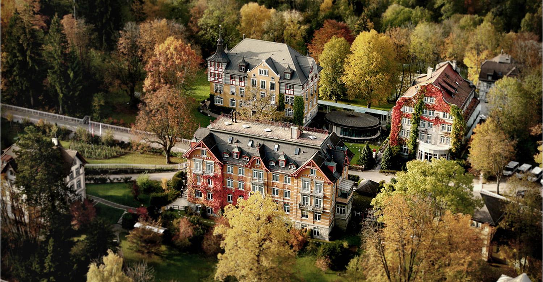 Institut auf dem Rosenberg: Весенние каникулы в сердце Швейцарии