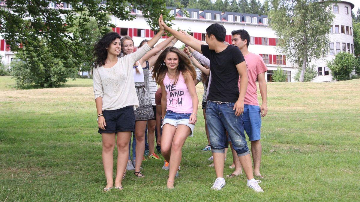 Lindenberg Schule: Интенсивный немецкий
