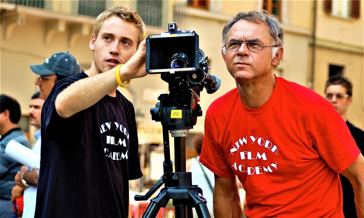 New York Film Academy Florence: Кинопроизводство