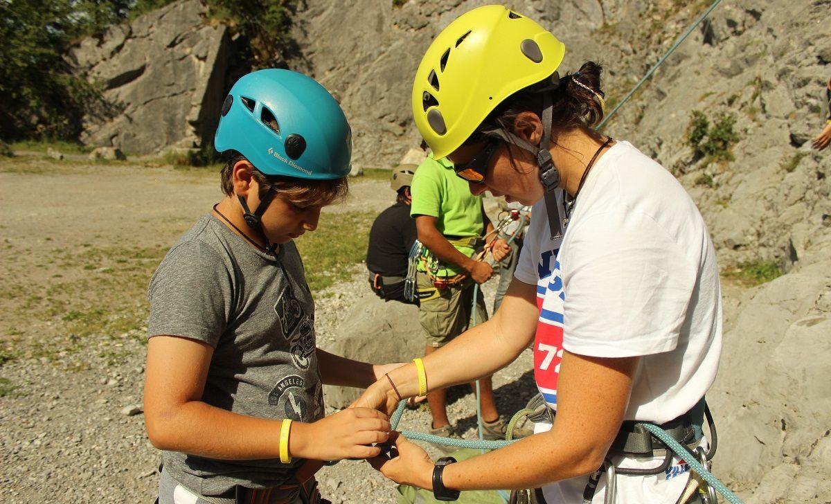 Adventure Camps in Switzerland: лагерь приключений (высший уровень)