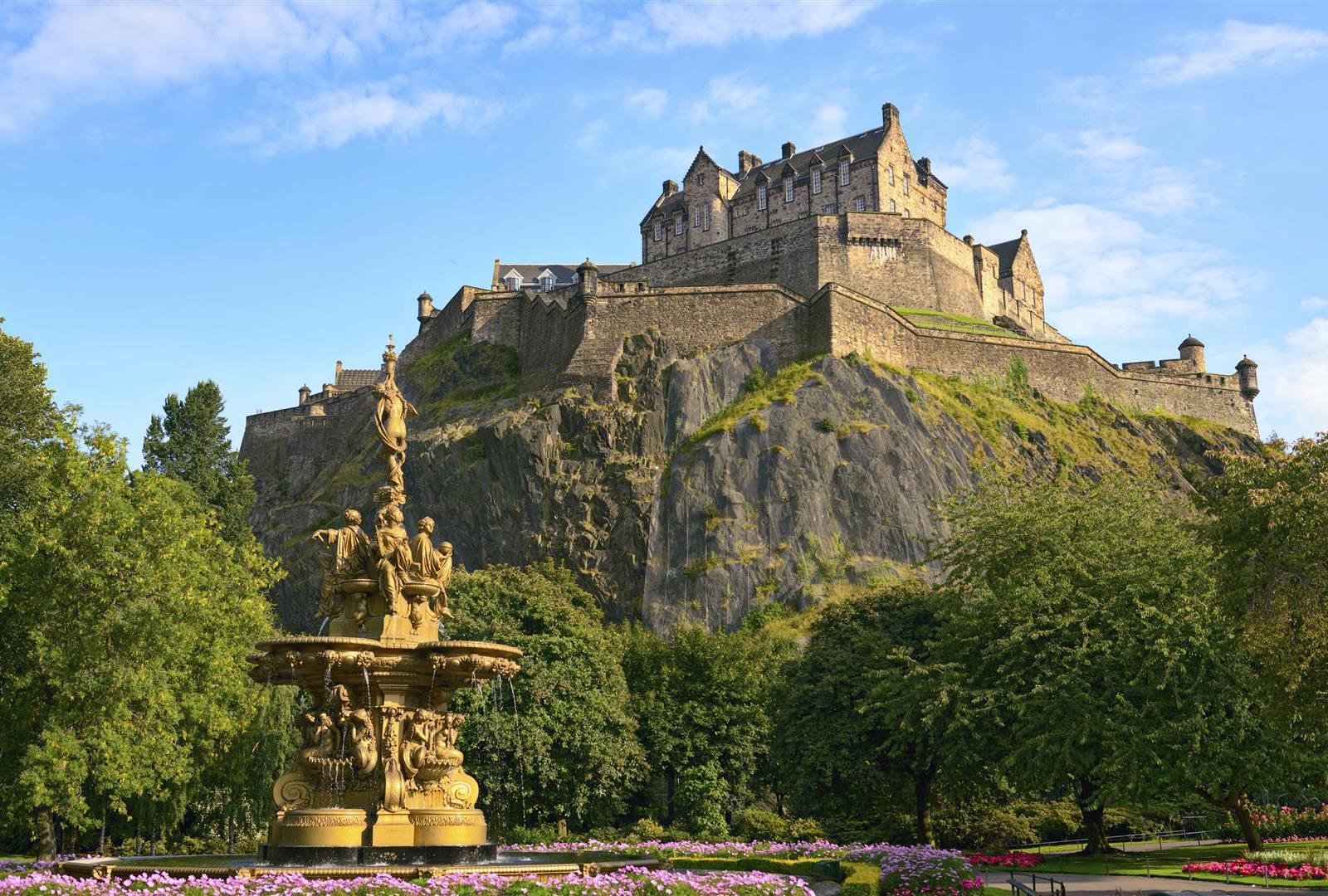 От Эдинбурга до Лондона: большое английское путешествие - отзыв о каникулах