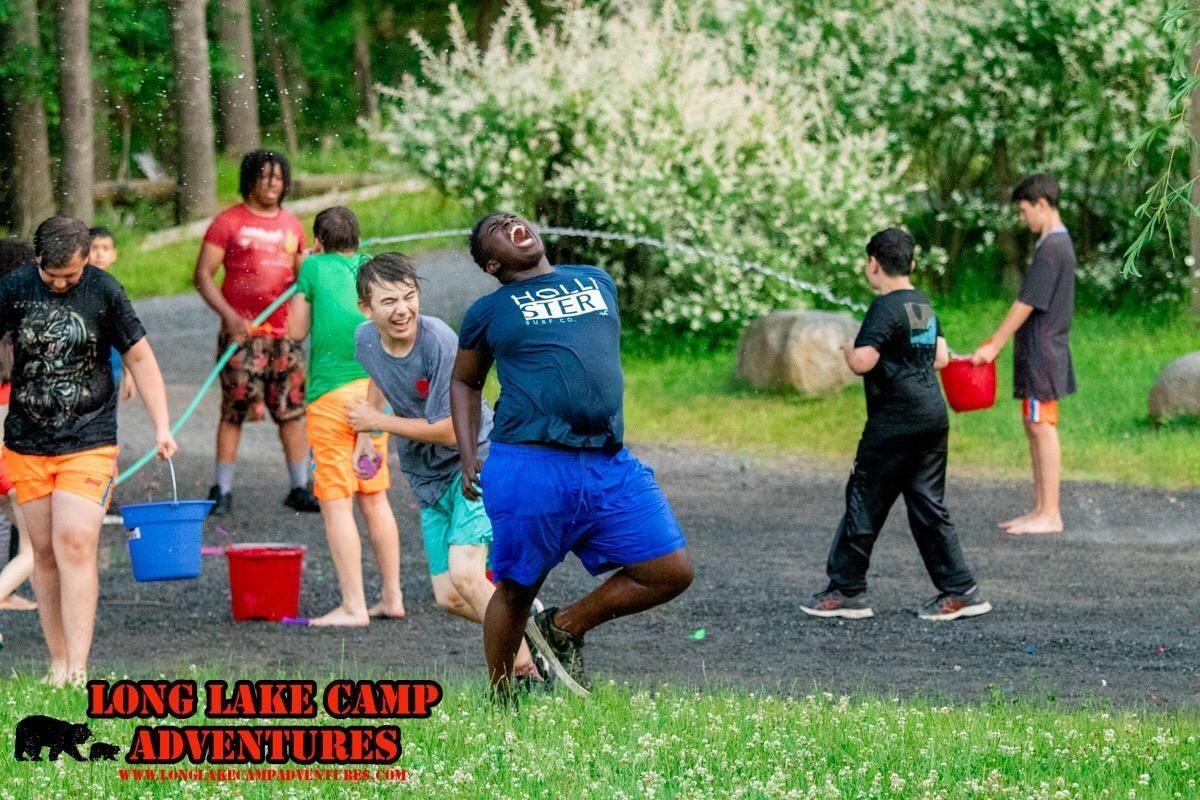 Федя, 14 лет: Каникулы в Scout Lake Camp