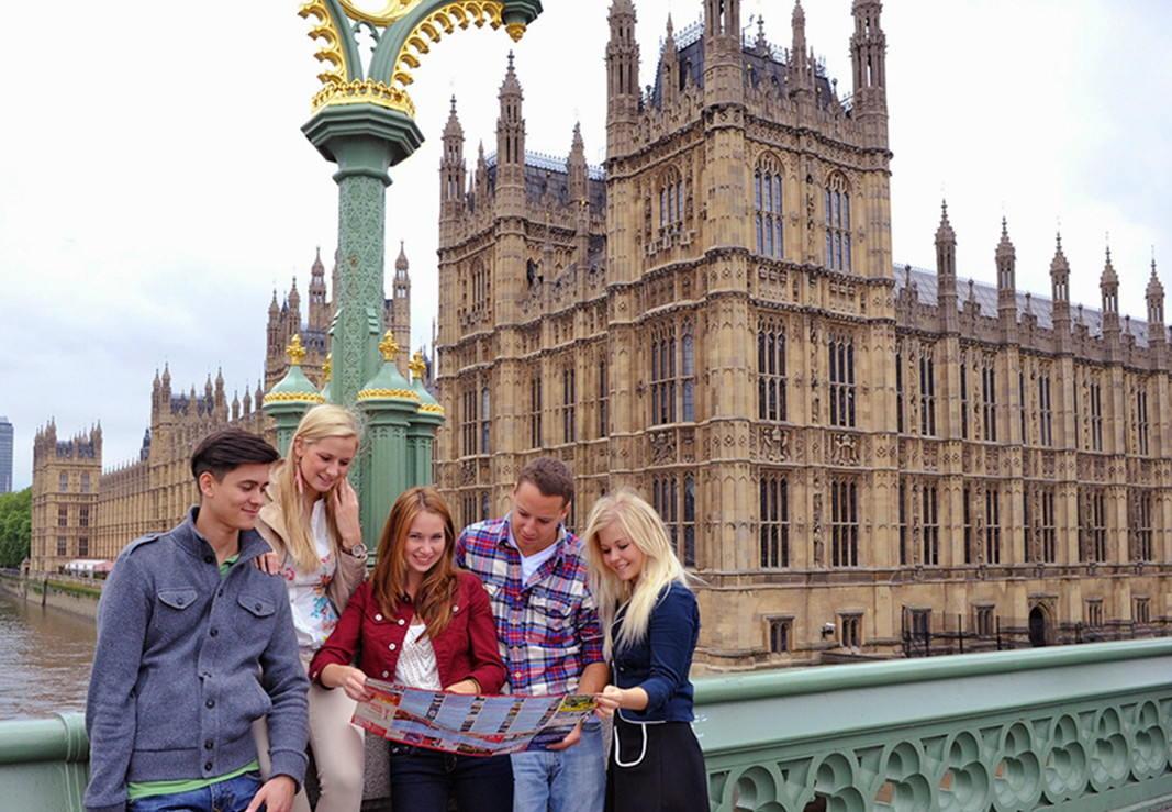 Sprachcaffe Plus: английское лето
