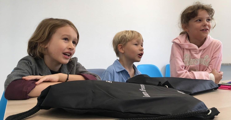 Летний академический интенсив Британской школы StudyLab: младшая группа