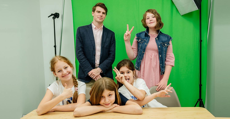 Ученики о British Day Camp 2019: Filmmaking