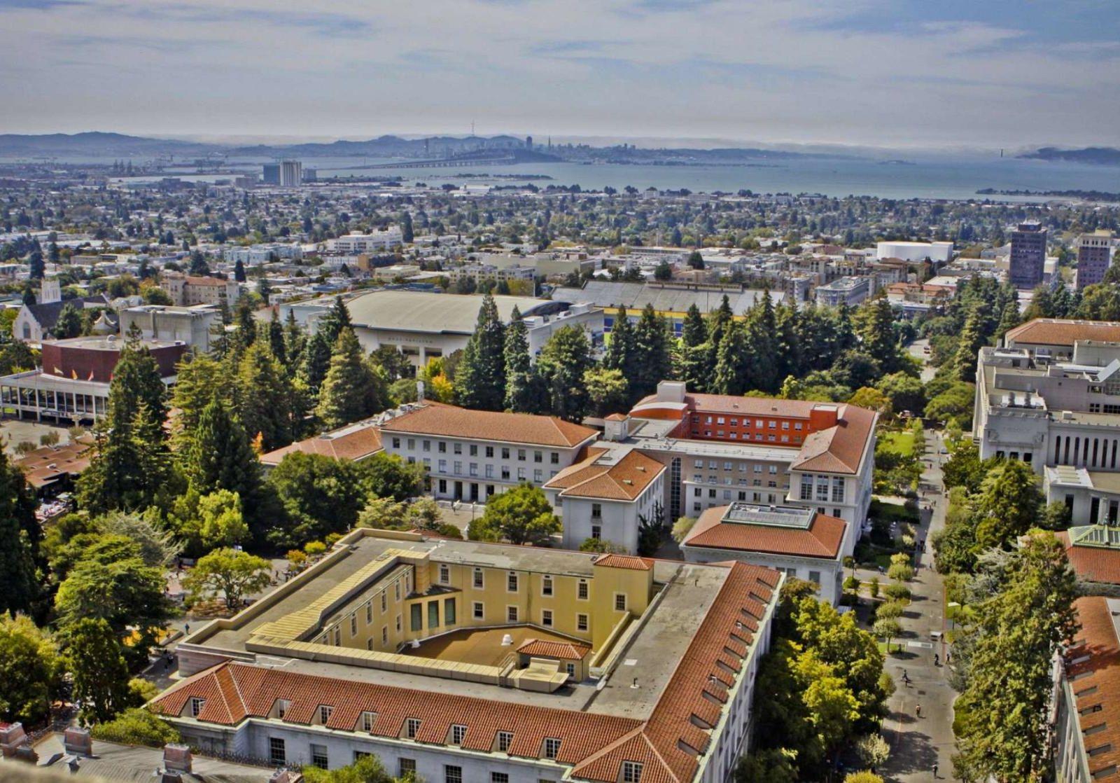 Архитектура в UC Berkeley: