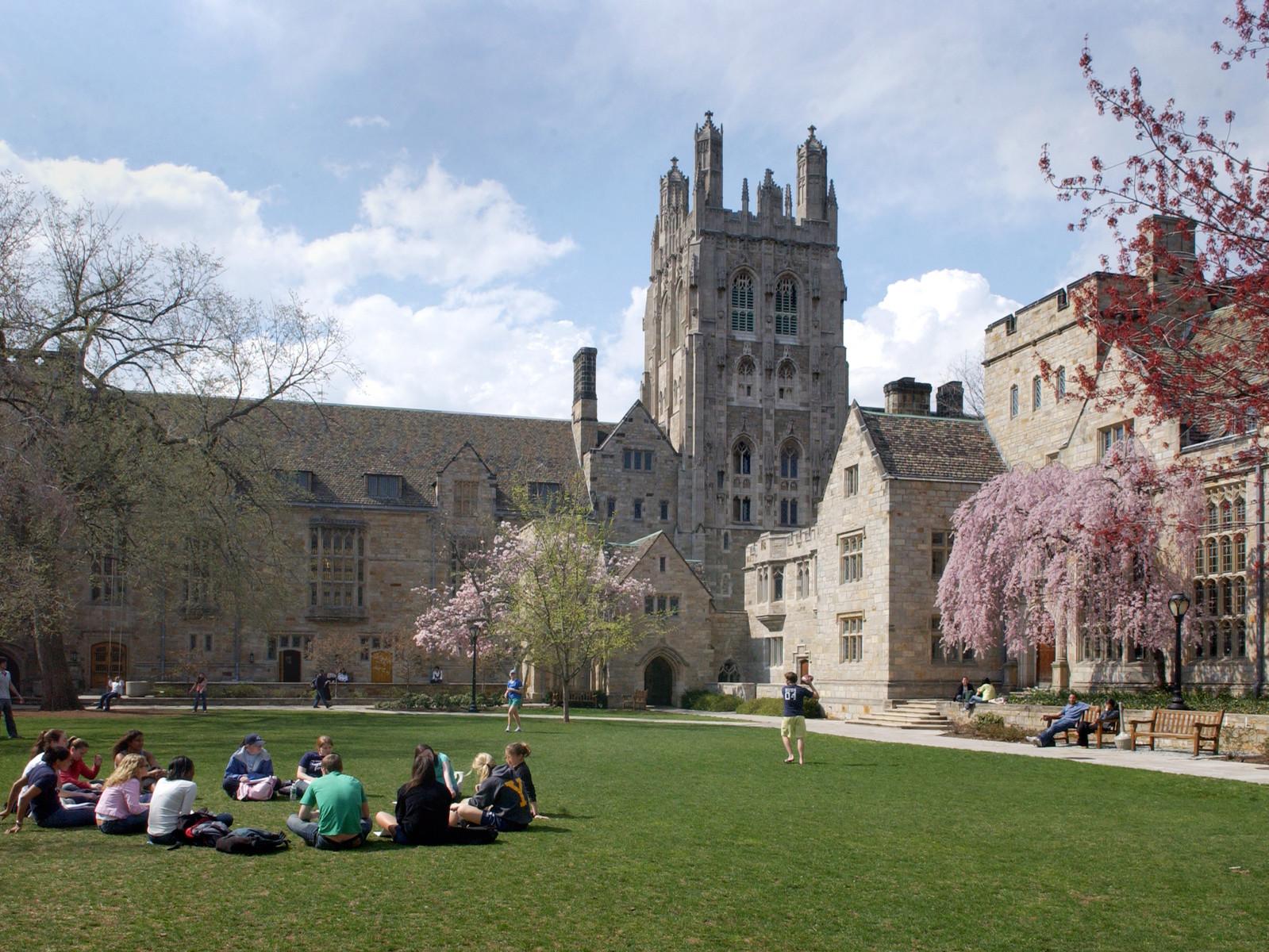 Полина: Лидерство в Yale University