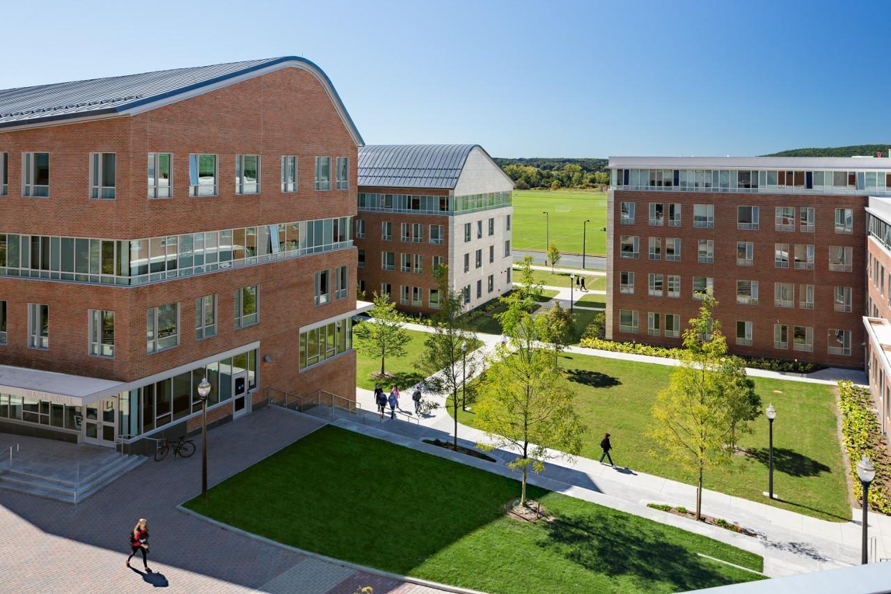 Академические предметы в Amherst University