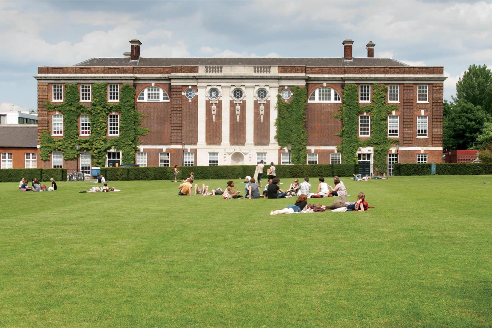 Goldsmiths University: креатив плюс академичность