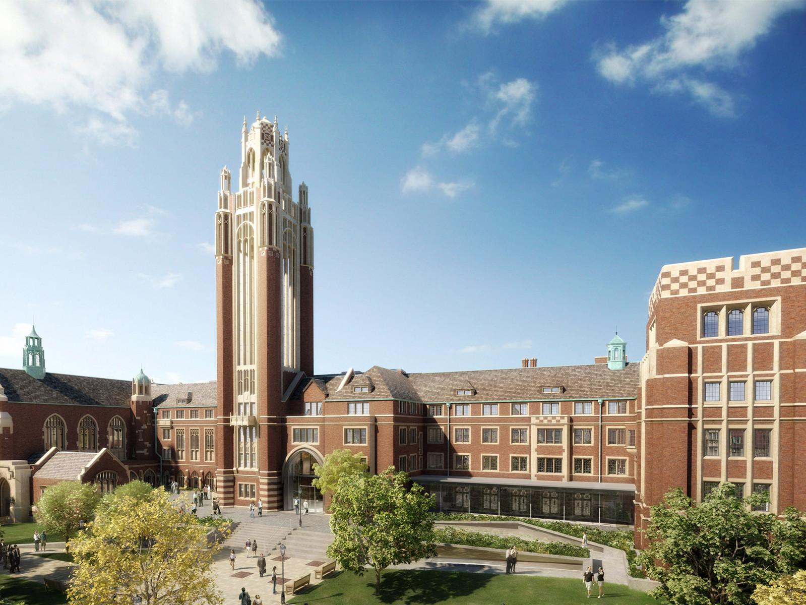 Образование в University of Chicago
