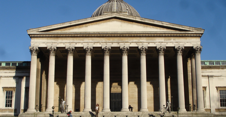 Архитектура в University College London