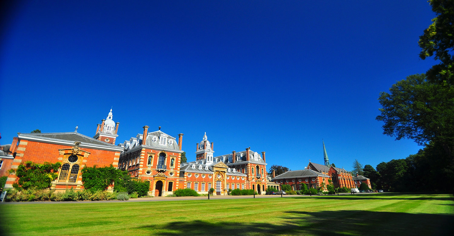 Давид, 15 лет: Язык и отдых в Wellington College