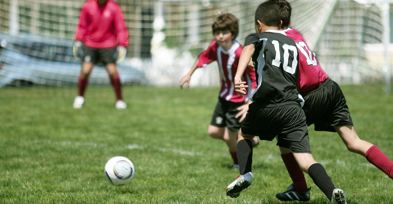 Илья, 13 лет, Nike Football Camp, Англия